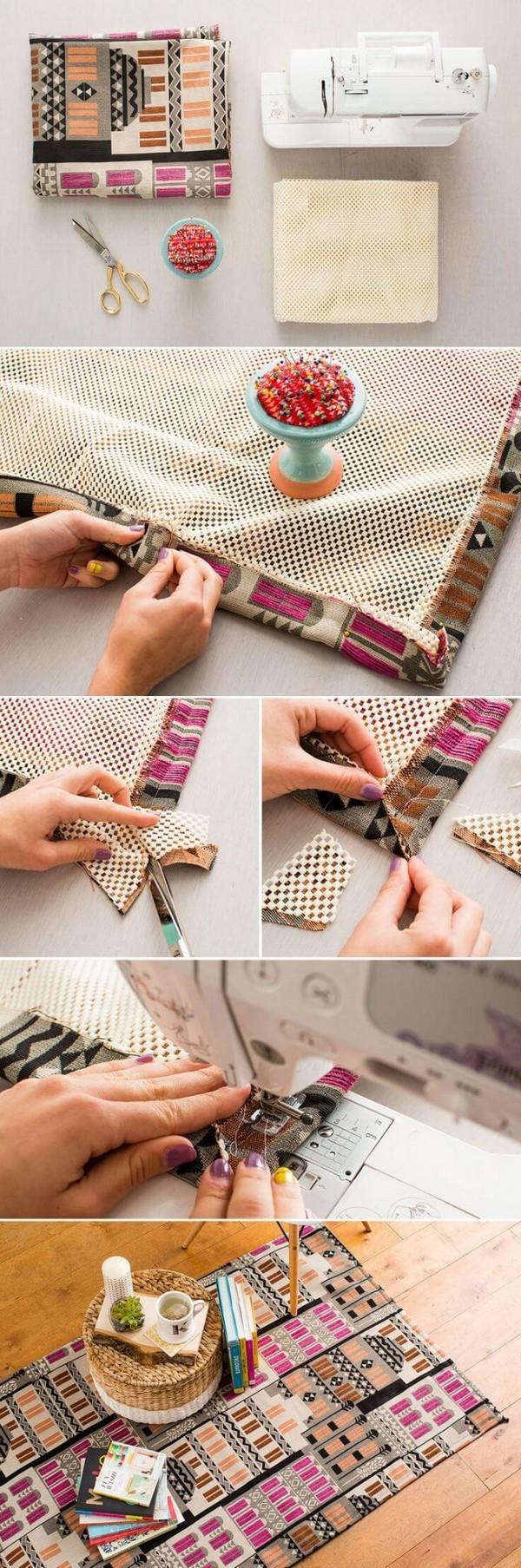 DIY Tapetes decoracao 1