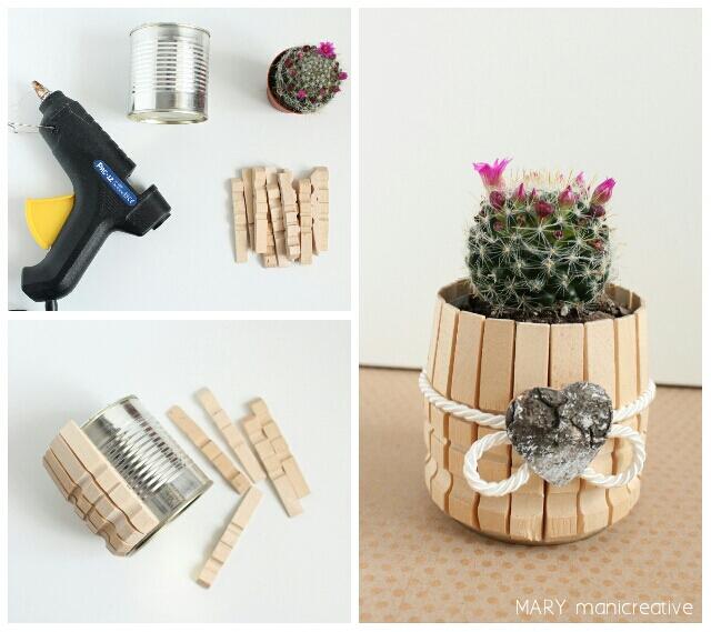 DIY vasos reciclagem 3