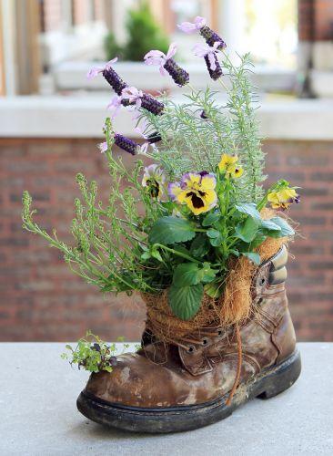 DIY vasos reciclagem 6