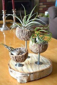 DIY vasos reciclagem 7