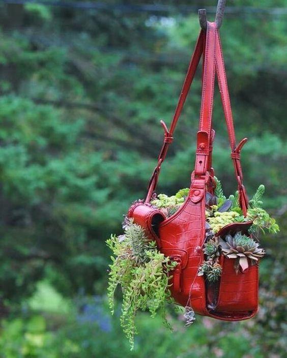 DIY vasos reciclagem 9