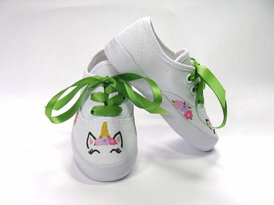 Ideias criativas pintar sapatos criança 2