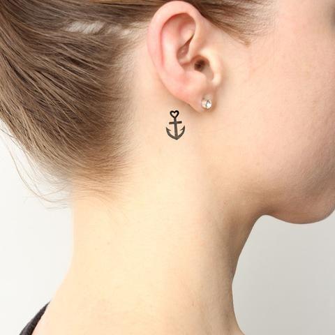 Ideias tatuagem orelha 15