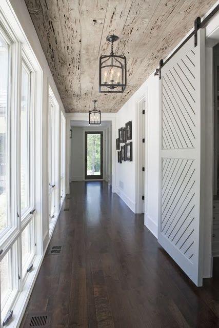 Ideias tetos decorados papel parede