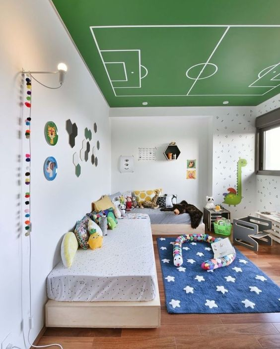 Ideias tetos decorados