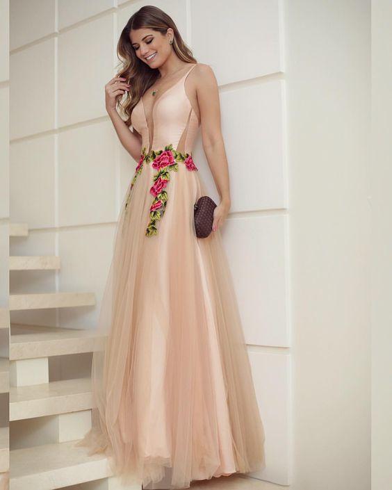 Modelos Vestidos Cerimónias 7