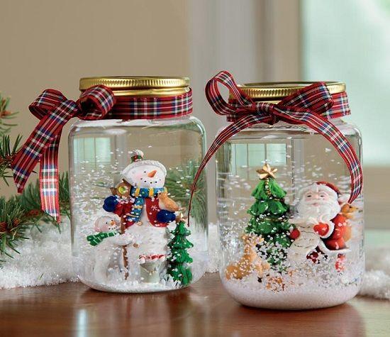 Potes decorados natal 1