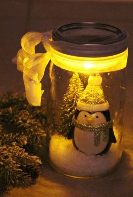 Potes decorados natal 11