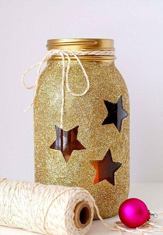 Potes decorados natal 15