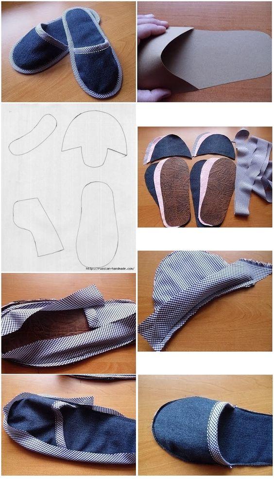 Transformar jeans andálias 6