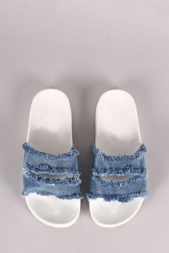 Transformar jeans andálias 8