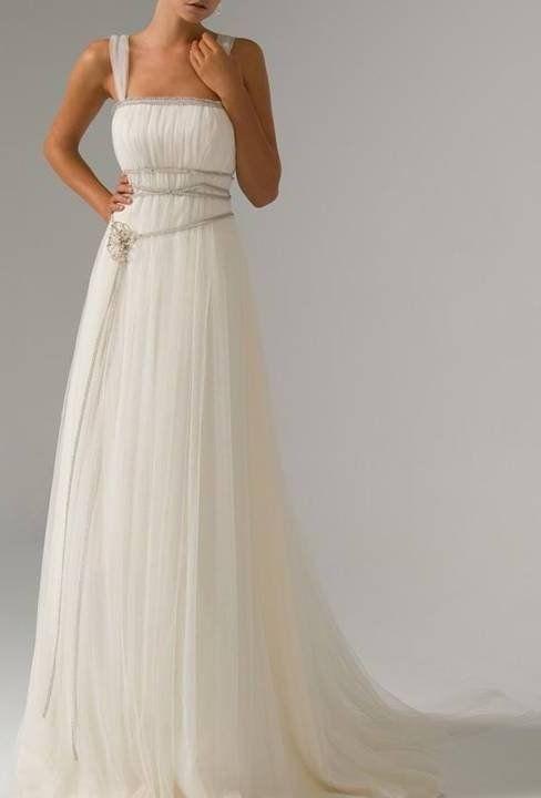 Vestidos Noiva Inspiração Grega 1
