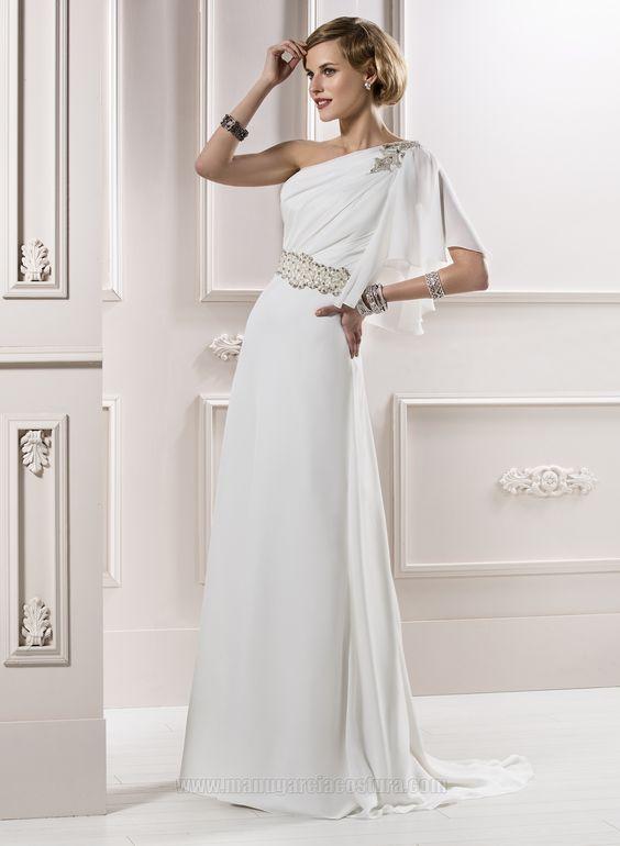 Vestidos Noiva Inspiração Grega 12