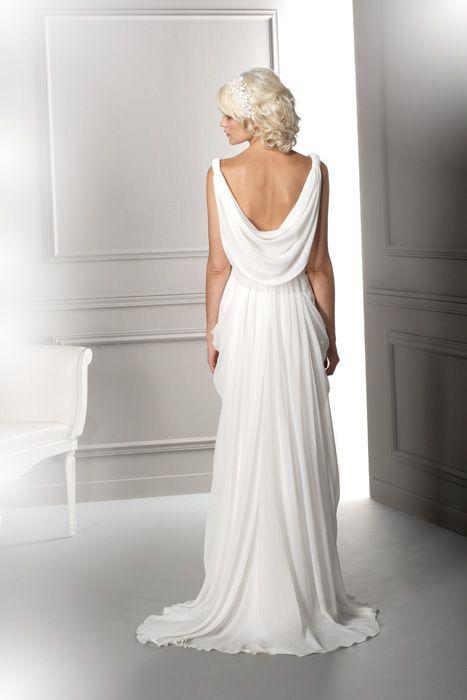 Vestidos Noiva Inspiração Grega 2