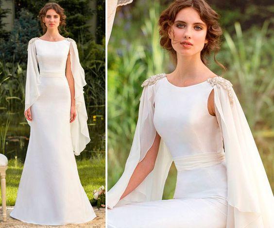 Vestidos Noiva Inspiração Grega 9