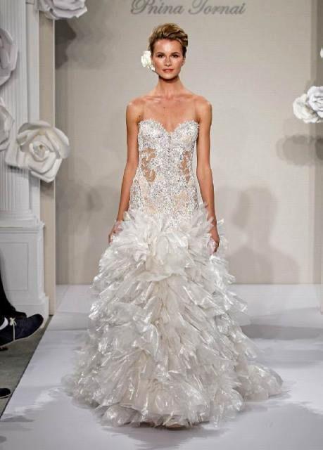 Vestidos Noiva Pnina Tornai 1