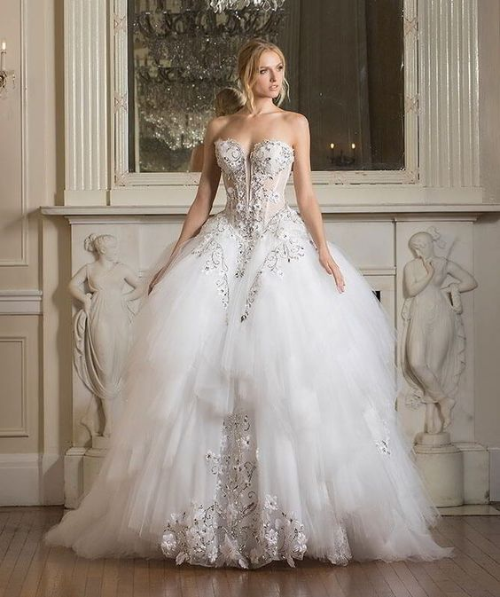 Vestidos Noiva Pnina Tornai 8