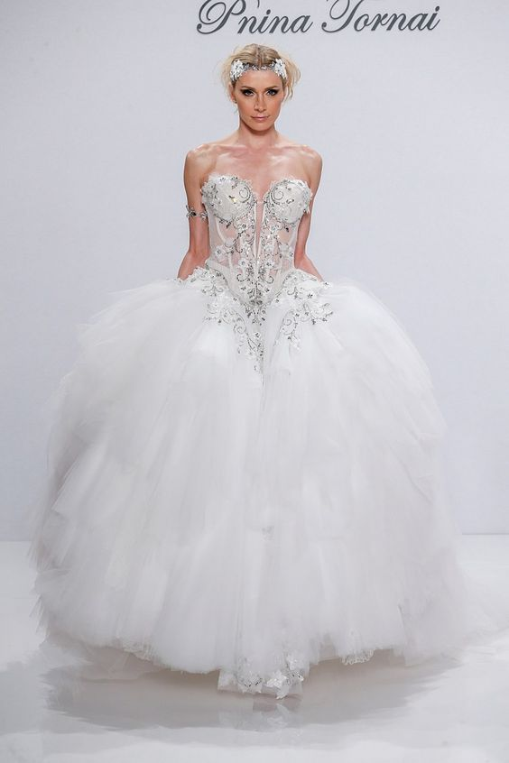 Vestidos Noiva Pnina Tornai 9