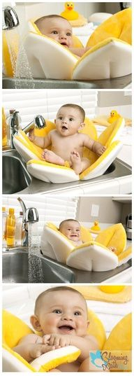 acessorio para banho de bebe