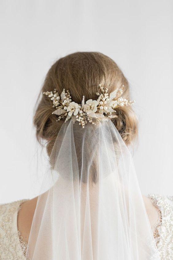 acessorios cabelo noiva veu