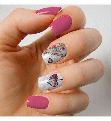 adesivos peliculas de unhas