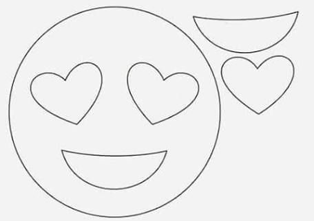 almofada emoji passo passo