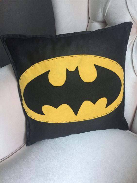 almofada super herois diy ideias 4