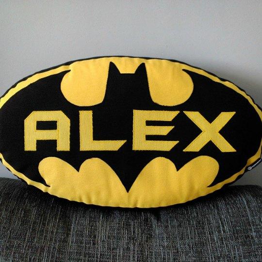 almofada super herois diy ideias 7