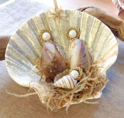artesanato conchas mar 13