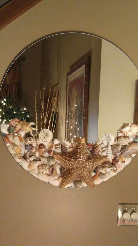 artesanato conchas mar 2