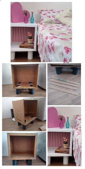 artesanato decorar quarto 13