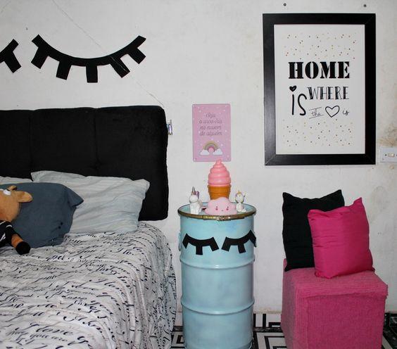 artesanato decorar quarto 17