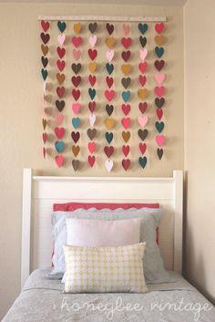artesanato decorar quarto 4