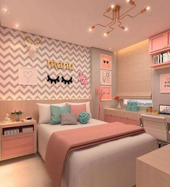 artesanato decorar quarto 9