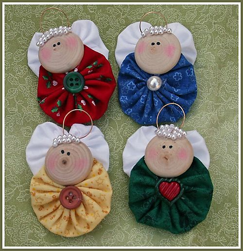 artesanato natal retalho enfeite