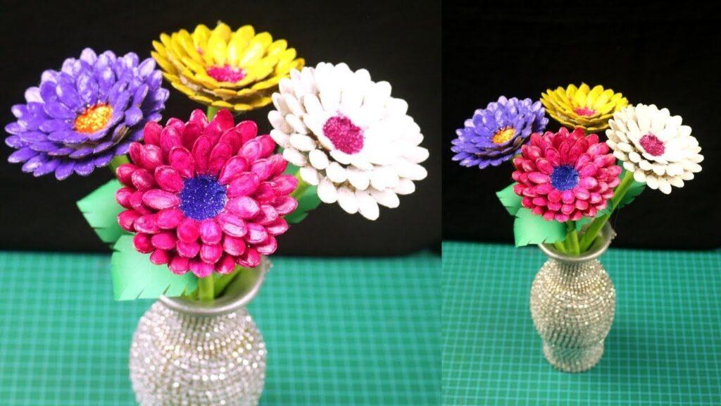 artesanato sementes de abobora 1