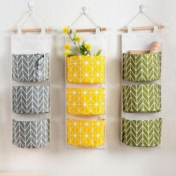 artesanato tecido decoracao ideias