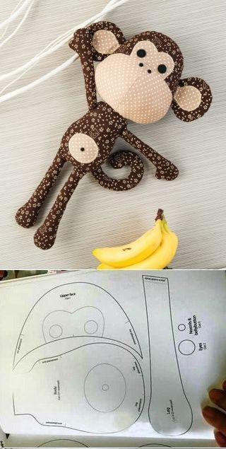 artesanato tecido diy brinquedo