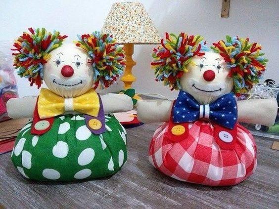 artesanato tecido festa infantil