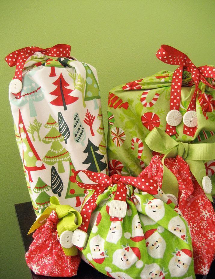 artesanato tecido festa natal