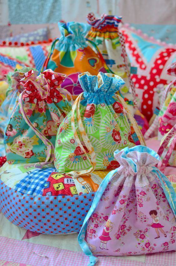 artesanato tecido festa