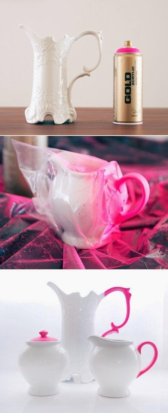 artesanatos tinta spray 6