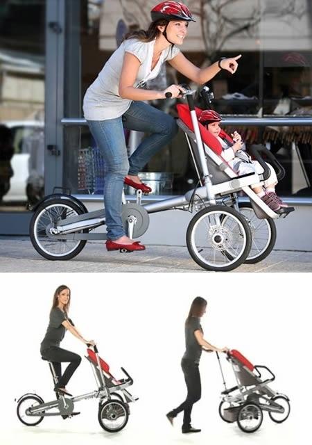 bicicleta carrinho