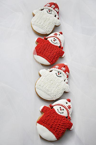 biscoitos pai natal
