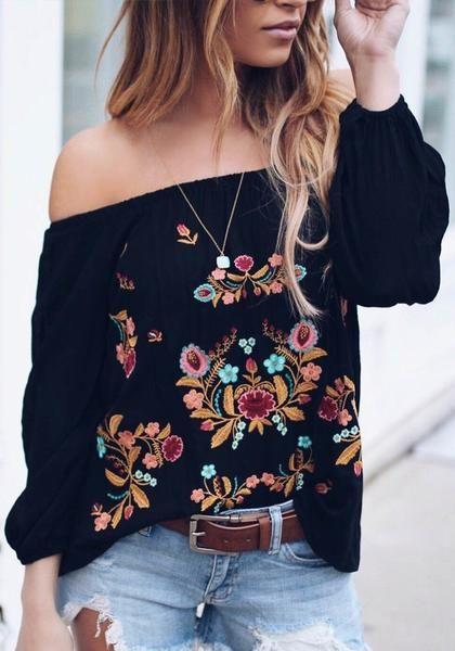 blusa moda modelos 10