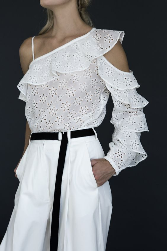 blusa moda modelos 2