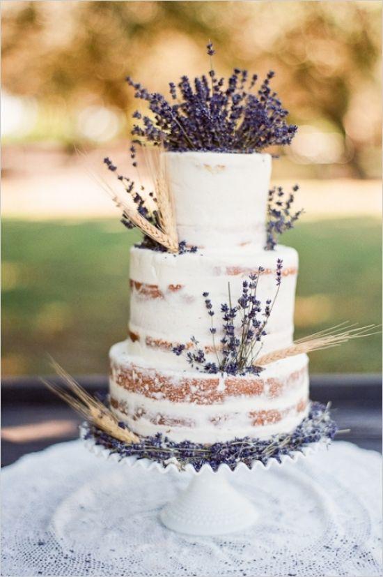 bolo casamento rustico