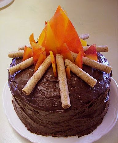 bolo festas juninas