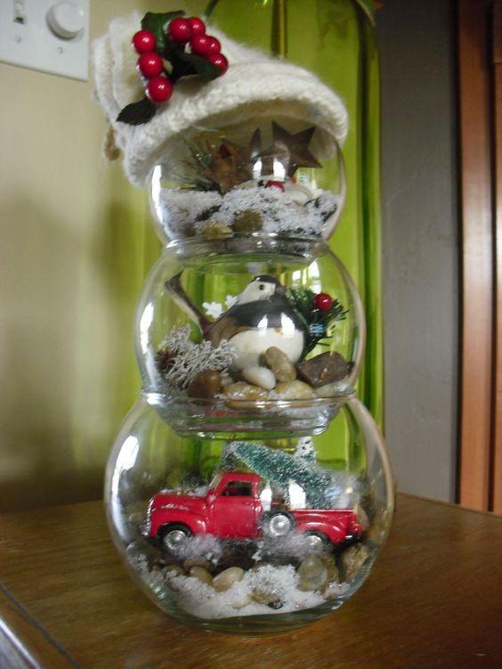 bonecos-neve-aquarios-vidro