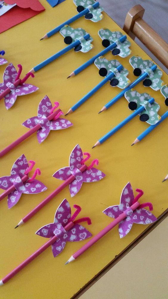 borboletas papel festa dia crianca